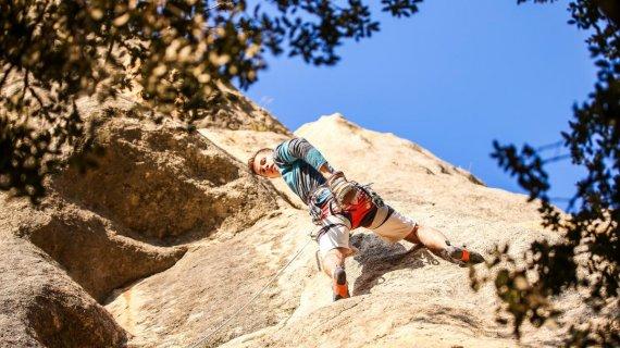Kletterausrüstung Set Einsteiger : Klettern: tipps für anfänger und fortgeschrittene #heuteraus